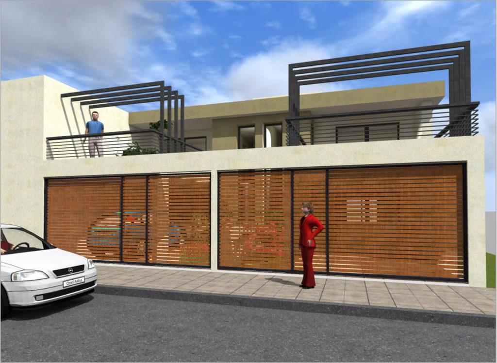 Duplex para alquiler ST01