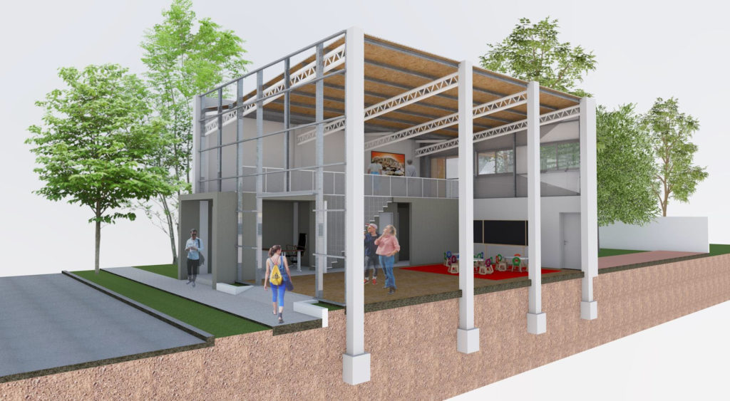 Centro Cultural PA01